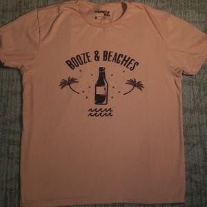 《Booze & Beaches》 Tee